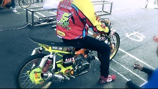 getlinkyoutube.com-Indonesia Drag Championships AHRS Series 4 Bantul, DragBike Competition 2014
