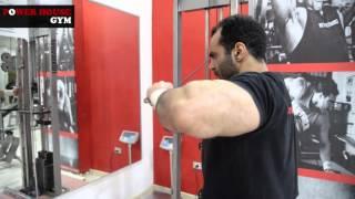 getlinkyoutube.com-تمرين باى وتراى للمبتدئين كاملة برعاية جيم باور هاوس - Power House Gym