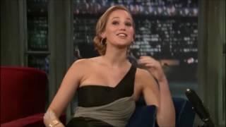getlinkyoutube.com-Jennifer Lawrence Late Night with Jimmy Fallon 2010