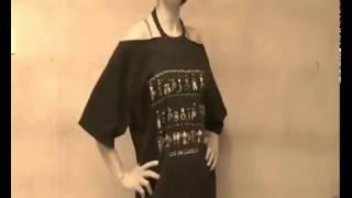 getlinkyoutube.com-DIY - 3 Maneiras de reciclar roupas velhas