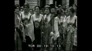 getlinkyoutube.com-Matrimonio alla Martorana -Piana degli Albanesi-dei Greci-Cinegiornali