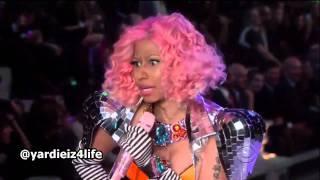 getlinkyoutube.com-Nicki Minaj - Super Bass (Victoria's Secret Show 2011)(720p)