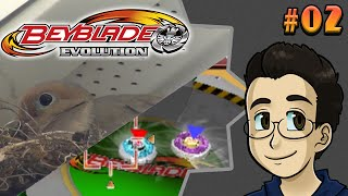 THE BIRD WHO FEARED BEYBLADES | Beyblade: Evolution, Part 2 : BGPR!