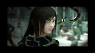 getlinkyoutube.com-Tifa (FFVII) And Kaa The Snake