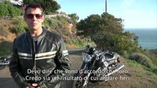 getlinkyoutube.com-Moto Guzzi California 1400 - Journalist Ride Impressions