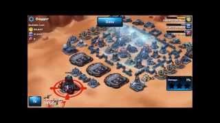 getlinkyoutube.com-Star Wars Commander - Failed Rebel Attack - Why good base defense is important!