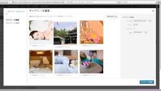 getlinkyoutube.com-ワードプレス初心者向けウェブサイト作成方法!プラグイン メニュー ヴィジェット テーマ ギャラリーの使い方!SEO対策 SEO効果!