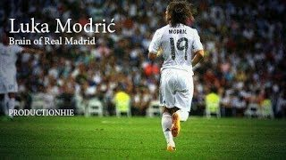 getlinkyoutube.com-Luka Modrić -The Brain of Real Madrid HD