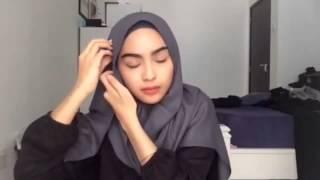 getlinkyoutube.com-3 ways to style your hijab