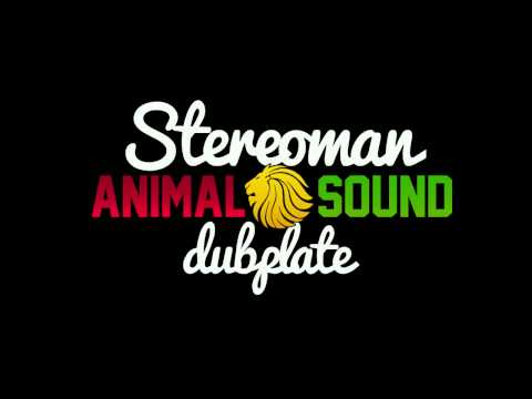 Stereoman Animal Sound dubplate