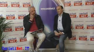 INTERVISTA al Segretario Partito Democratico   Giuseppe Cufari