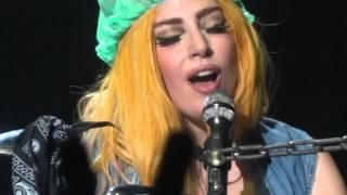 getlinkyoutube.com-Lady Gaga - Princess Die - Born This Way Ball - Vienna 2012