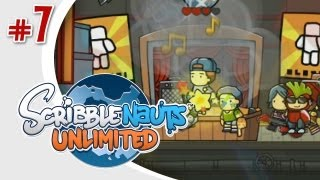 getlinkyoutube.com-RANDOM CONCERT - Scribblenauts Unlimited (Wii U) w/ Ze - Episode 7
