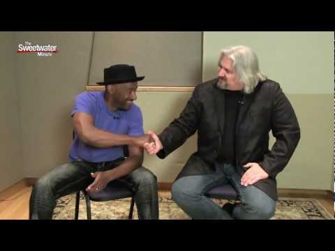 Sweetwater Minute - Vol. 152, Marcus Miller Interview