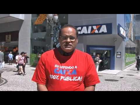 Caixa 100% pública: Luiz Rosa