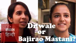getlinkyoutube.com-Bajirao Mastani or Dilwale (BBC Hindi)
