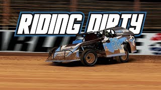 iRacing: Riding Dirty (UMP Modifieds @ Charlotte)