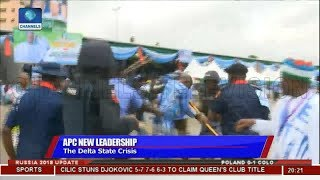 Discussing The Issues, APC National Convention Turns Violent Pt 1   Sunday Politics  