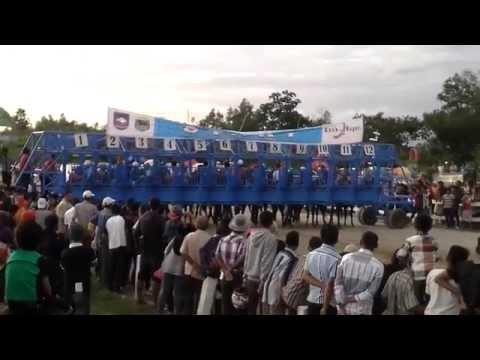 Pacuan Kuda Bank Nagari Rp.150juta. Sawahlunto Derby 1.500m seri 8.  7 Desember 2014