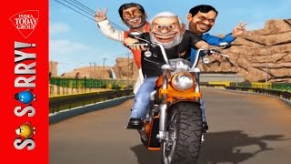 getlinkyoutube.com-So Sorry: The adventurous road to Bihar elections