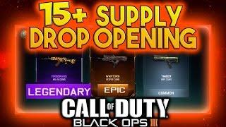 getlinkyoutube.com-SUPPLY DROP OPENING! Black Ops 3 Rare Supply Drop BO3 Supply Drop EPIC & LEGENDARYS