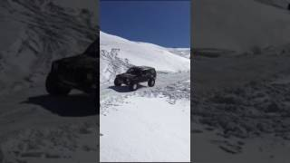 getlinkyoutube.com-Jeep XJ - Extreme Deep Snow Performance
