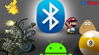 getlinkyoutube.com-Top 12 Juegos Multijugador por Bluetooth PARTE 1!! Android