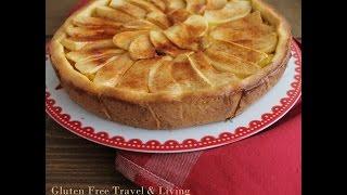 getlinkyoutube.com-Torta di mele della nonna senza glutine