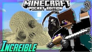 getlinkyoutube.com-La Semilla De La Muerte En Minecraft PE 1.0.2 | La Semilla Maldita | Minecraft PE 1.0.2