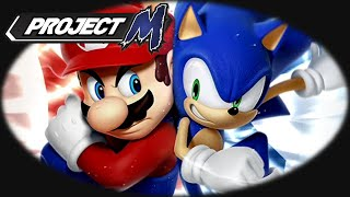 Project M - TurboTAStic: Mario VS Sonic - DEATH BATTLE