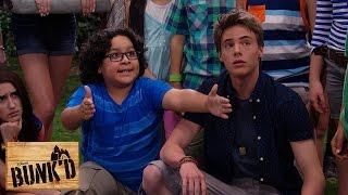 getlinkyoutube.com-Big Announcement! | BUNK'D | Disney Channel
