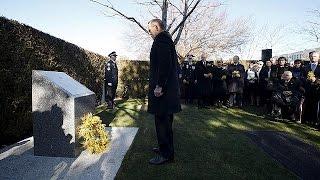 اولین سالگرد سقوط هواپیمای مالزیایی در شرق اوکراین