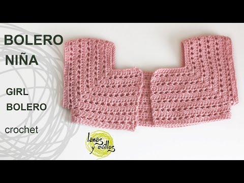 Escuchar Tutorial Bolero Facil Nina Crochet - Descargar MP3 Gratis