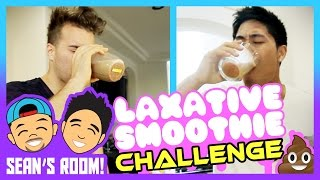 Laxative Smoothie! (Sean's Room)