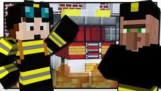 getlinkyoutube.com-Minecraft | THE FIREFIGHTER MISSION!! | Custom Mod Adventure
