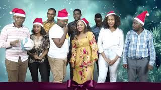 Hii Ndio Familia ya Global TV, Inawatakia Christmas Njema