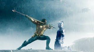 AQUAMAN VS. KING ORM Final Fight   Aquaman movie