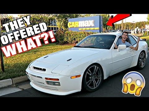 Chevy LS6 Powered Porsche 944