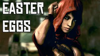 getlinkyoutube.com-RESIDENT EVIL 5 | Easter Eggs e Mistérios #11