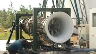 getlinkyoutube.com-Turbine Engine: full power  ...  LOUD!