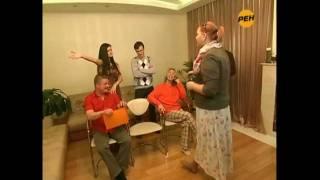 getlinkyoutube.com-Званый Ужин - Богиня против Таксистки