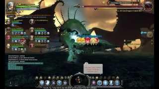 getlinkyoutube.com-Sea Dragon Nest INA HardCore , Solo Main Tank View !