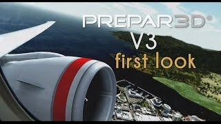 getlinkyoutube.com-Prepar3D V3 - 2016 First Look [Amazing Realism]