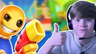 Super Run with Buddyman #2 | Mobile Games
