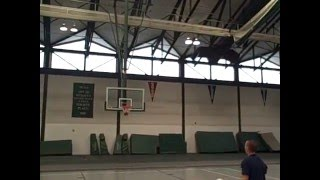 getlinkyoutube.com-Most IMPOSSIBLE and GREATEST Basketball Trick Shots EVER
