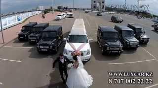 getlinkyoutube.com-Кортеж Гелендвагенов G63 AMG! Свадьба в Астане.