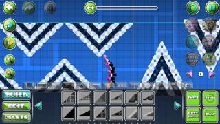 getlinkyoutube.com-Como hacer el efecto de nine circles en geometry Dash 2.01