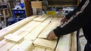 getlinkyoutube.com-DIY木製玄関ドアの作り方:買えば20万作れば5千円 ビフォーアフター