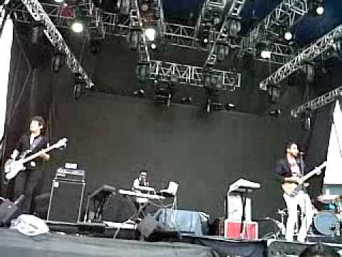 Motel en el POP Festival 2011 Monterrey -  Olvidame