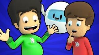 getlinkyoutube.com-ANTHONY IS HAVING A BABY! (Super Smosh #13)